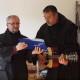 o. Dario i o. Jure u raspjevanom zajedništvu